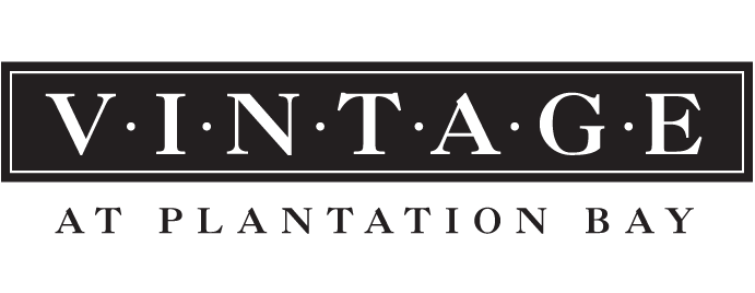 The Vintage at Plantation Bay Logo